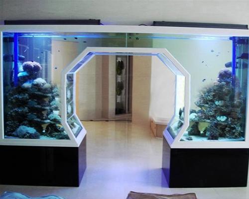 大型亚克力鱼缸